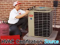 Hvac Certification Source